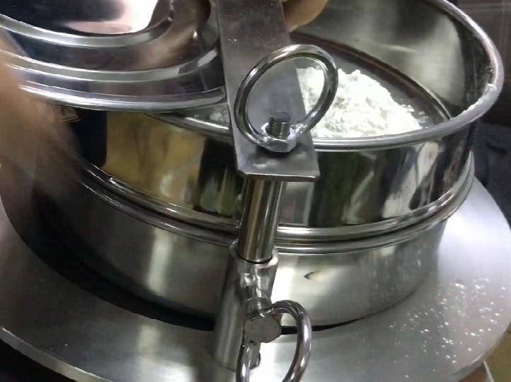 试验筛试机视频